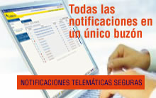 Notificaciones Electr�nicas